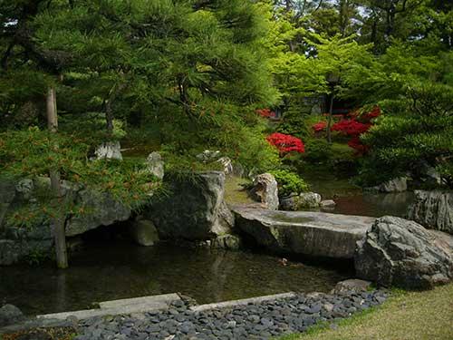 imperial garden kyoto