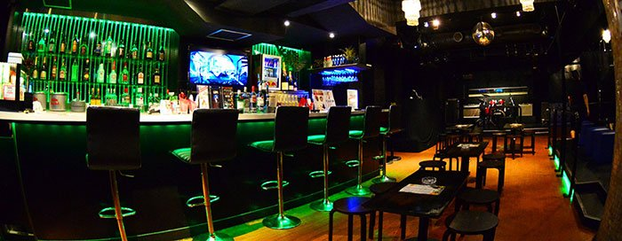 Loom Lounge in Chiba city